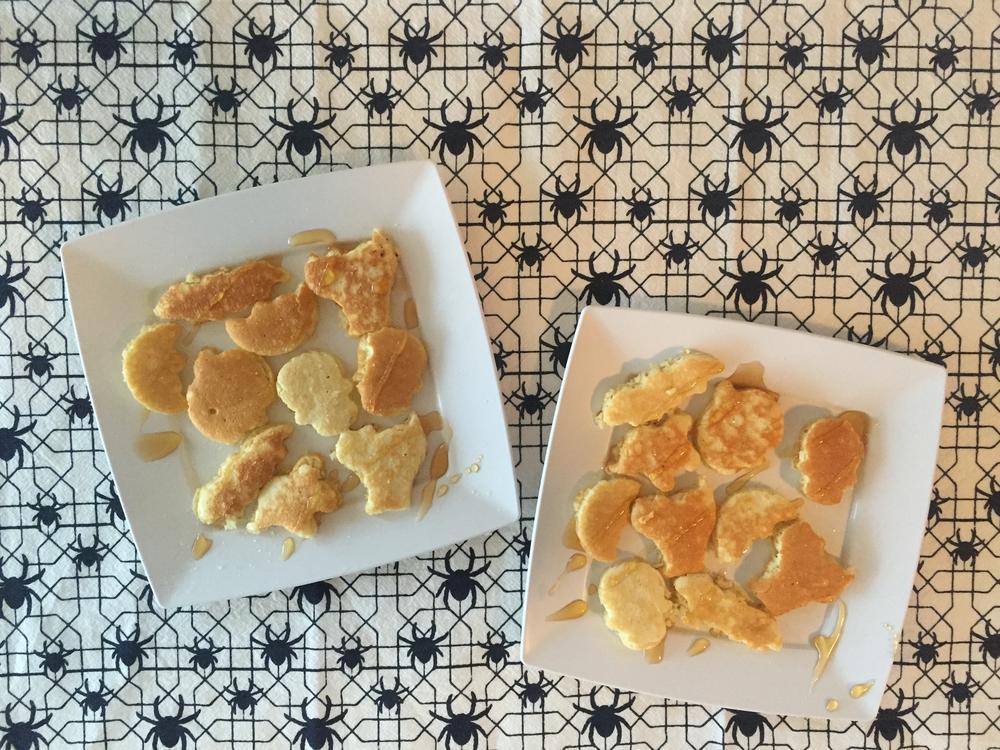 Halloween Pancakes!