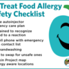 Trick-or-Treat Food Allergy Safety Checklist
