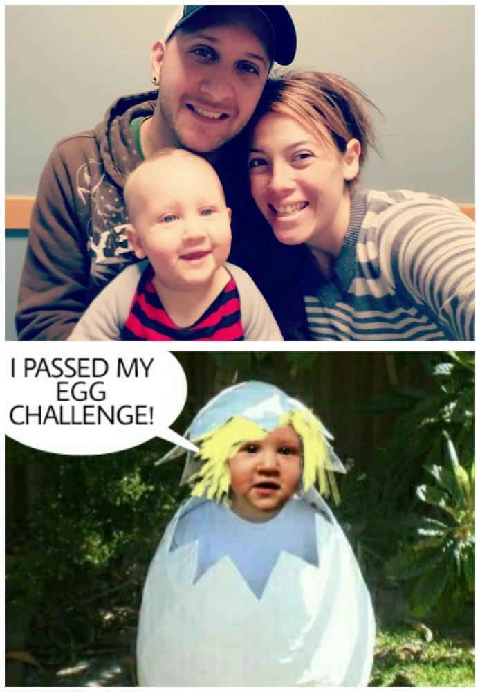 PASSED EGG CHALLENGE!