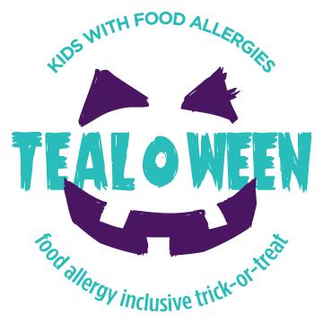 Tealoween Food Allergy Friendly Trick-or-Treat