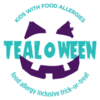Tealoween Food Allergy Friendly Trick-or-Treat