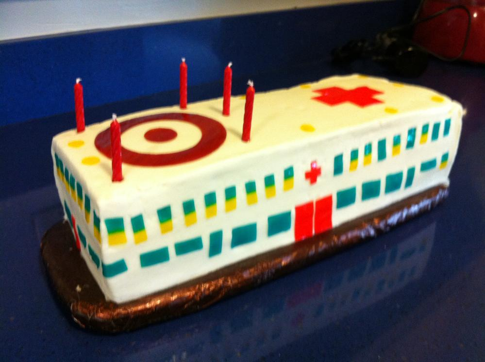 Hospital Birthday Cake Free Of Eggs Dairy Peanuts And Tree Nuts