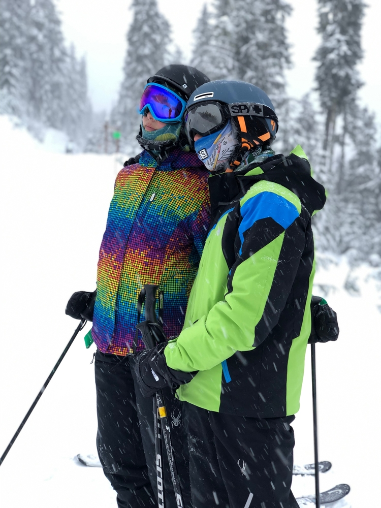 Hitting the Slopes with Food Allergies & Asthma