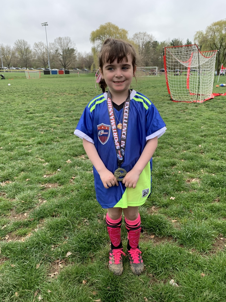 MVP of my soccer team