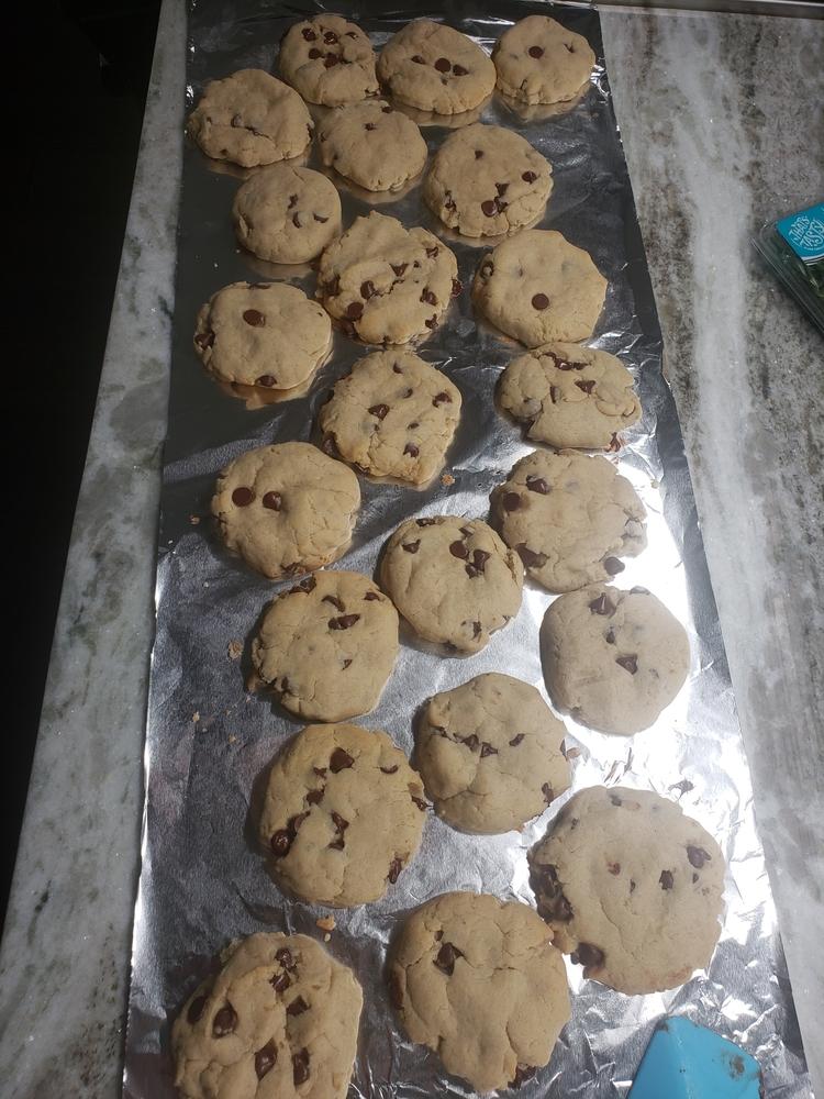 Warm Delicious Cookies