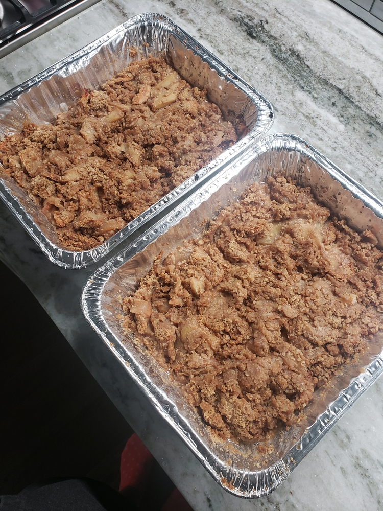 Safe Apple Crisp