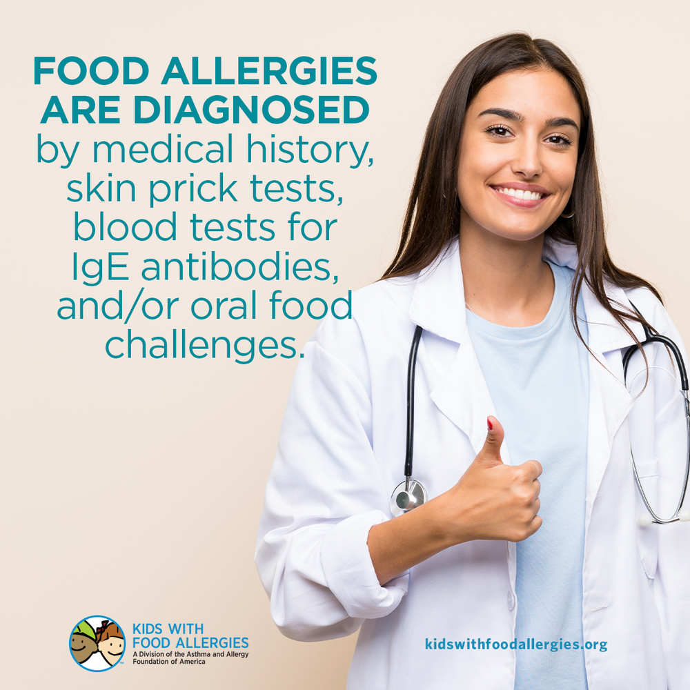 Food Allergy Education: How Food Allergies Are Diagnosed