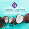 Food Allergy Education: Coconut Is Not a Tree Nut