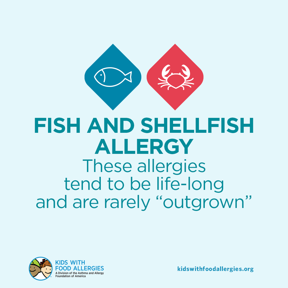Food Allergy Education: Fish and Shellfish Allergy