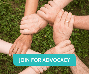 Join for Advocacy
